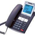 multitek MC180 cid telefon cihaz? koyu mor renk